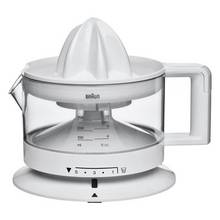 Braun CJ3000 Citrus Juicer - White