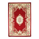 Empire Red Rug - 75 x 150cm