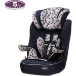 more details on Obaby Group 1-2-3 High Back Booster Car Seat - Little Sailor