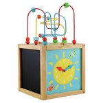 more details on Early Learning Centre Wooden Activity Cube.