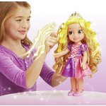 more details on My First Disney Princess Magic Hair Glow Rapunzel.