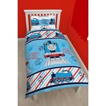more details on Thomas & Friends Adventure Rotary Bedding Set - Single.
