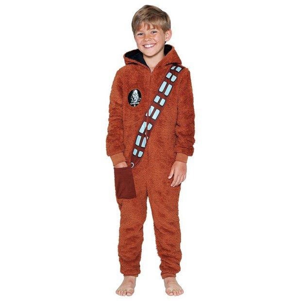 Buy Star Wars Chewbacca Onesie - 3-4 Years | Nightwear and slippers ...