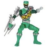 more details on Power Rangers Dino Super Charge 12.5cm Green Ranger Figure.
