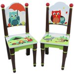 more details on Fantasy Fields Enchanted Woodland 2 Chair Set.
