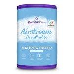 more details on Slumberdown Airstream Mattress Topper - Single.
