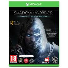 Shadow of Mordor Game of the Year Edition Xbox One Game