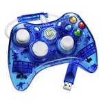 more details on PDP Rock Candy Blue Controller for Xbox 360.