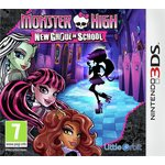 more details on Monster High 2015 3DS Game.