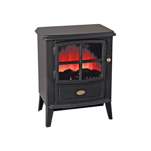 buy dimplex brayford 2kw electric freestanding stove. Black Bedroom Furniture Sets. Home Design Ideas