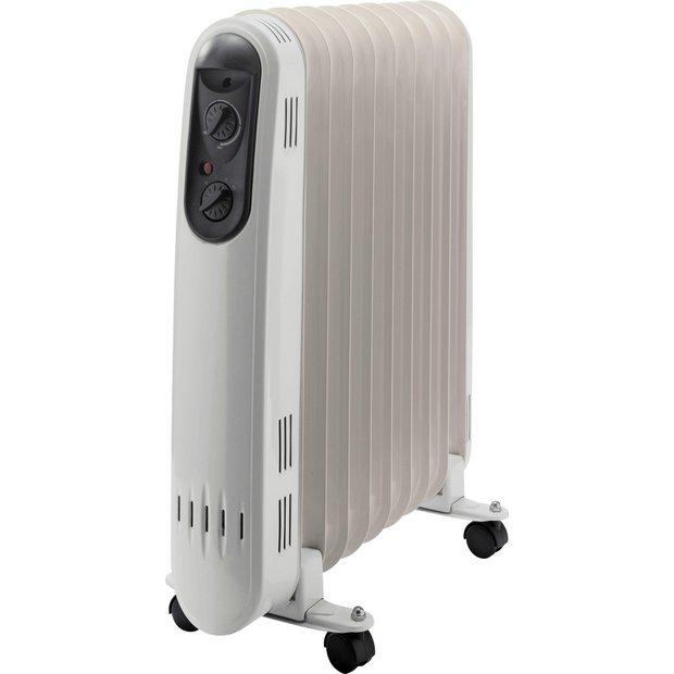 buy challenge 2kw oil filled radiator at. Black Bedroom Furniture Sets. Home Design Ideas