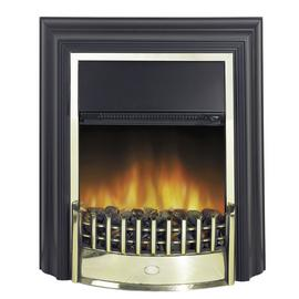 Dimplex Cheriton 2kW Electric Freestanding Fire - Black