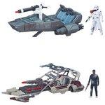 more details on Star Wars: The Force Awakens Landspeeder/Snowspeeder Asst.