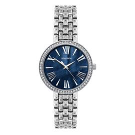 Sekonda Classique Ladies Silver Base Metal Bracelet Watch