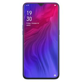 SIM Free OPPO Reno Z Mobile Phone - Purple