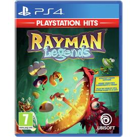 Rayman Legends PS4 Hits Game