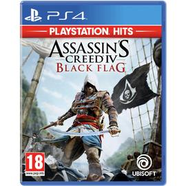 Assassin's Creed Black Flag PS4 Hits Game