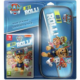 Paw Patrol: On a Roll Nintendo Switch Game & Case