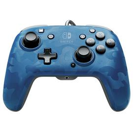 PDP Official Licensed Controller for Nintendo Switch - Blue