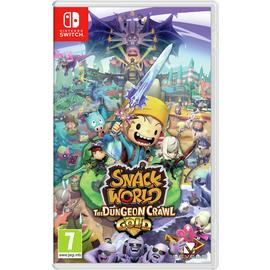 Snack World Nintendo Switch Game