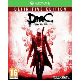 Devil May Cry: Definitive Edition Xbox One Game.