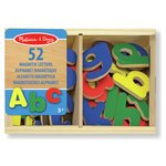 more details on Melissa and Doug Magnetic Wooden Letters.