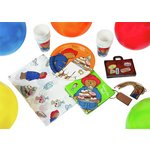 more details on Paddington Bear Party Pack for 16 Guests.