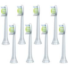 Philips Sonicare Whitening DiamondClean Brush Heads - 8 Pack
