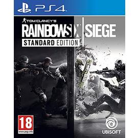 Rainbow Six Siege PS4 Game