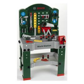 Klein Bosch Toy Workbench.