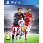 more details on FIFA 16 PS4 Game.