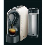 more details on Nespresso U Coffee Machine by Krups - Pure Cream.