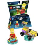 more details on LEGO Dimensions Bart Simpson Fun Pack.