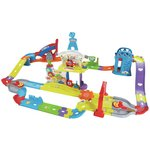 more details on VTech Toot-Toot Drivers Super RC Raceway Playset.