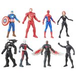 more details on Avengers 8 Figure Collection Pack.