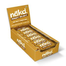Nakd Peanut Delight Snack Bars x 18