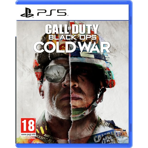 Buy Call Of Duty Black Ops Cold War Ps5 Game Pre Order Pre Order Games Argos