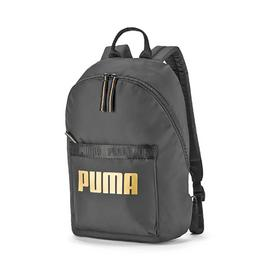 Puma Core Base 14L Backpack - Black and Gold