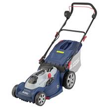Spear & Jackson 44cm Cordless Lawnmower & 2 Batteries - 36V