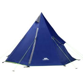 Trespass 4 Man 1 Room Teepee Camping Tent