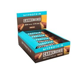MYPROTEIN Carb Crusher Caramel Nut Snack Bars x 12