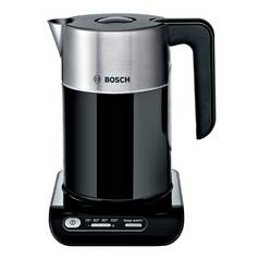 Bosch TWK8633GB Styline Kettle - Black