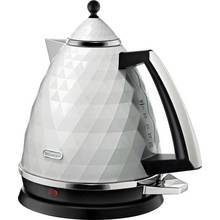 De'Longhi KBJ3001 Brillante Kettle - White