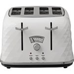 more details on De'Longhi Brillante 4 Slice Toaster - White.