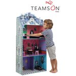 more details on Teamson Kids Monster Mansion Dolls House.