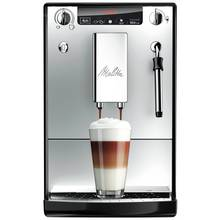 Melitta Caffeo Solo and Milk Compact Coffee Machine - Silver