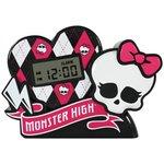 more details on Monster High Clock Radio - Black.