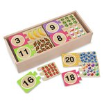more details on Melissa and Doug Self Correcting Number Puzzles.