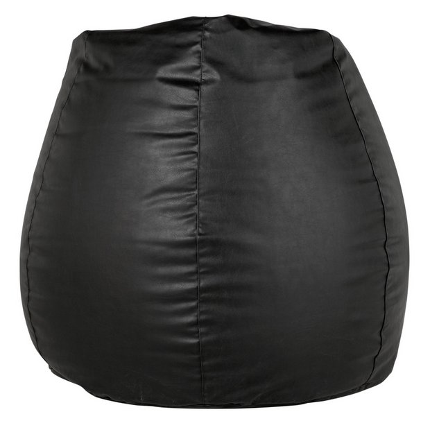 Remarkable Buy Argos Home New Pear Extra Large Bean Bag Black Bean Bags Argos Caraccident5 Cool Chair Designs And Ideas Caraccident5Info
