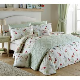 Dreams N Drapes Country Journal Bedding Set - Kingsize